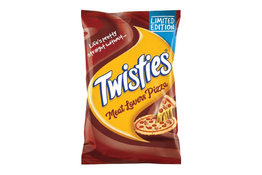 Twisties Twisties Meatlovers Pizza 80g