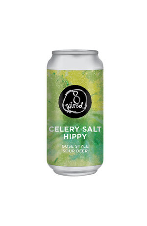8Wired Brewing 8Wired Celery Salt Hippy Gose Sour