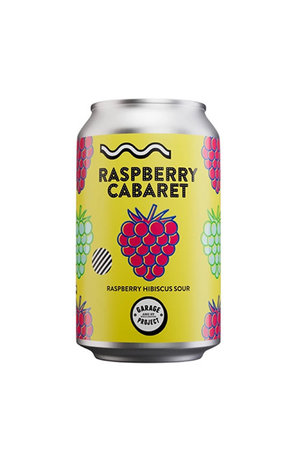 Garage Project Garage Project Raspberry Cabaret Sour Ale