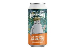 Behemoth Brewing Behemoth Aotearoa Sculpin (Collab with Ballast Point) IPA
