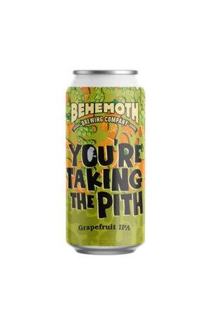 Behemoth Brewing Behemoth You're Taking The Pith Grapefruit IPA