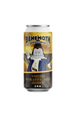 Behemoth Brewing Behemoth Young, Scrappy and Hoppy IPA