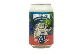 Behemoth Brewing Behemoth One Giant Hop West Coast IPA