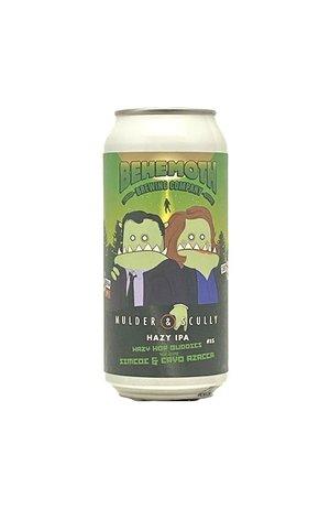 Behemoth Brewing Behemoth Hop Buddies 15 Mulder and Scully Hazy IPA
