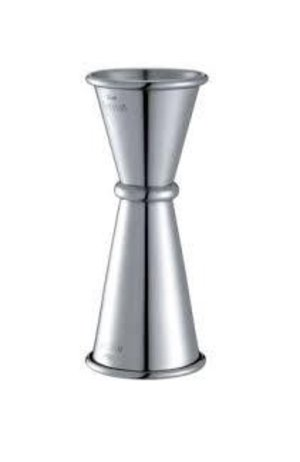 Cocktail Jiggers Silver 30ml-45ml