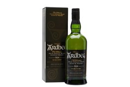 Ardbeg Ardbeg 10 Years Old Single Malt Scotch Whisky 1L, Islay