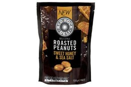 Red Rock Deli Red Rock Deli Nuts Honey & Salt 130g