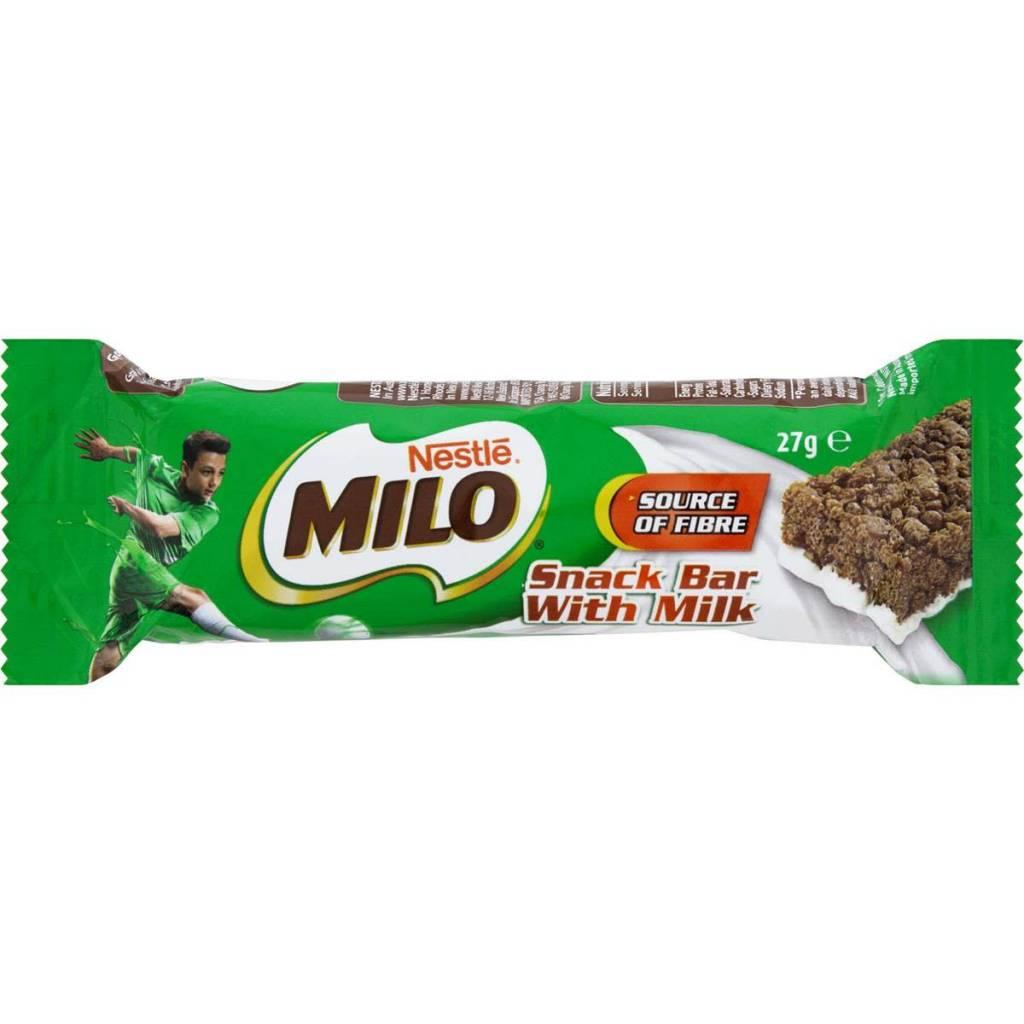 Nestle Milo Snack Bar with milk 27g