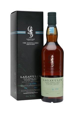 Lagavulin Lagavulin - The Distillers Edition, Single Malt Scotch Whisky, Islay