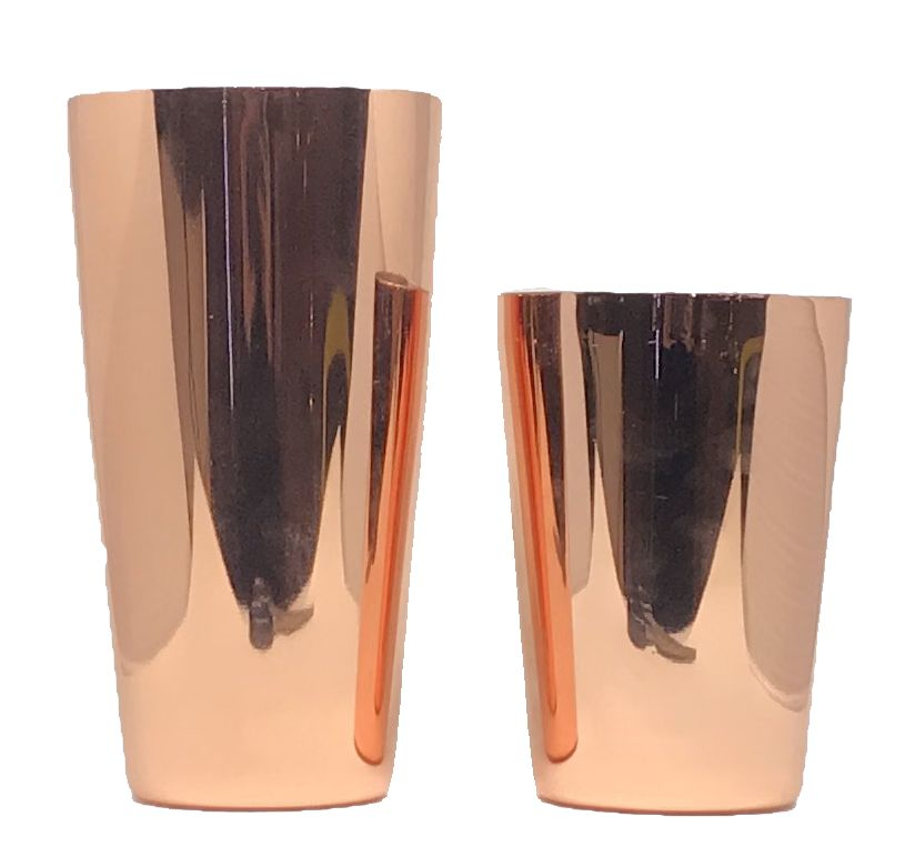 Cocktail Boston Shaker Copper