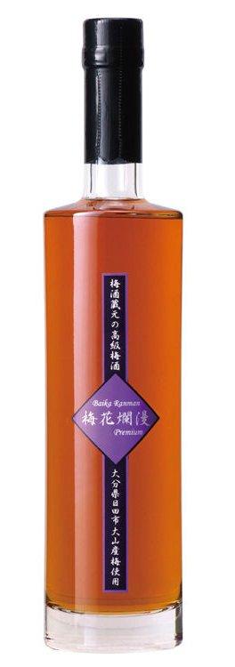 OOYAMAUMEHIBIKI Premium Plum Wine 梅花爛漫