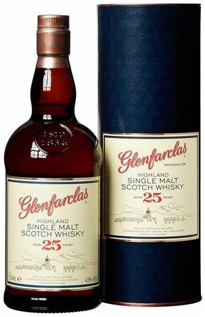 Glenfarclas Glenfarclas 25 Years Old Highland Single Malt Scotch Whisky, Speyside