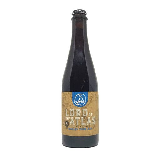 8Wired Brewing 8Wired Lord of the Atlas Oak Aged Barley Wine