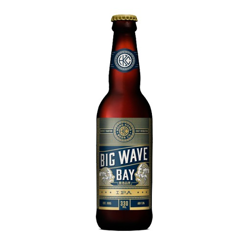 Hong Kong Beer Hong Kong Beer Big Wave Bay IPA