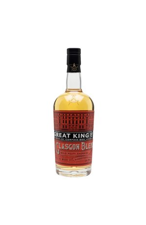 Compass Box Compass Box Great King Street Glasgow Blend Scotch*