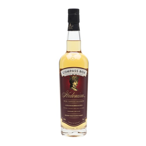 Compass Box Compass Box Hedonism Blended Scotch