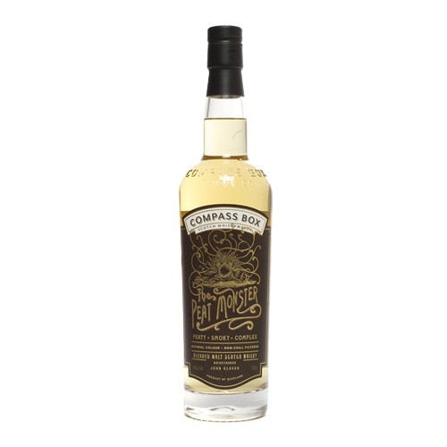 Compass Box Compass Box The Peat Monster Blended Scotch