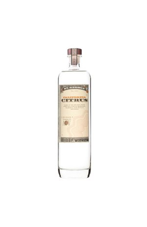 St. George St. George California Citrus Vodka