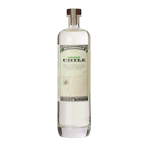 St. George St. George Green Chile Vodka