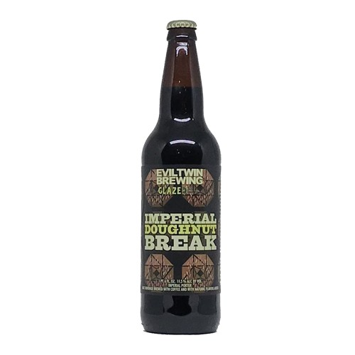 Evil Twin Evil Twin Imperial Doughnut Break Imperial Stout
