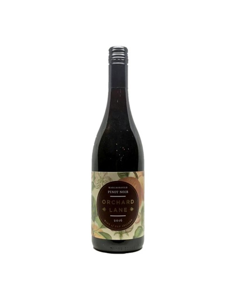Orchard Lane Orchard Lane, Pinot Noir 2019, Marlborough, New Zealand
