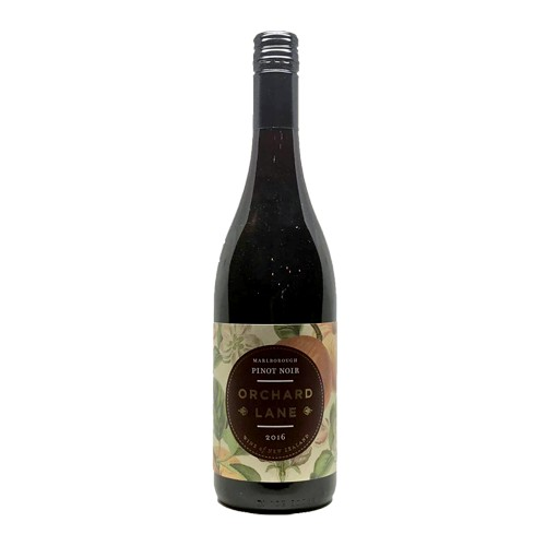 Orchard Lane Orchard Lane, Pinot Noir 2016, Marlborough, New Zealand