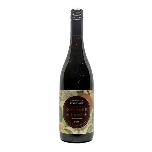 Orchard Lane Orchard Lane, Pinot Noir 2019, Marlborough, New Zealand