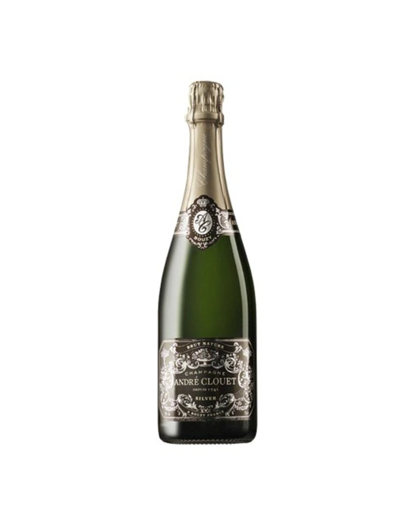 Andre Clouet Andre Clouet Silver Brut Nature NV, Champagne, France