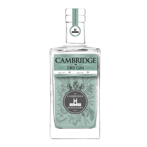 Cambridge Distillery Cambridge Distillery - Cambridge Dry Gin