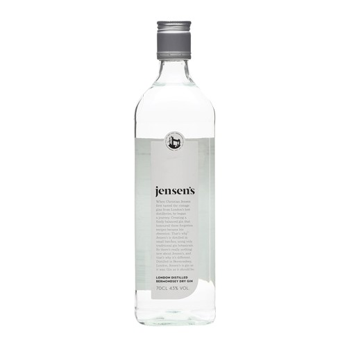 Jeason's Jensen's Bermondsey Dry Gin