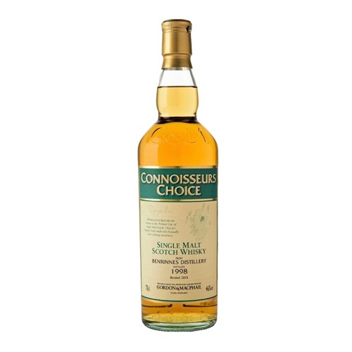 Benrinnes Connoisseurs Choice Benrinnes 1998 Single Malt Scotch Whisky, Speyside (Bottled 2015)