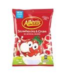 Allen's Allen's Strawberries & Cream 190g