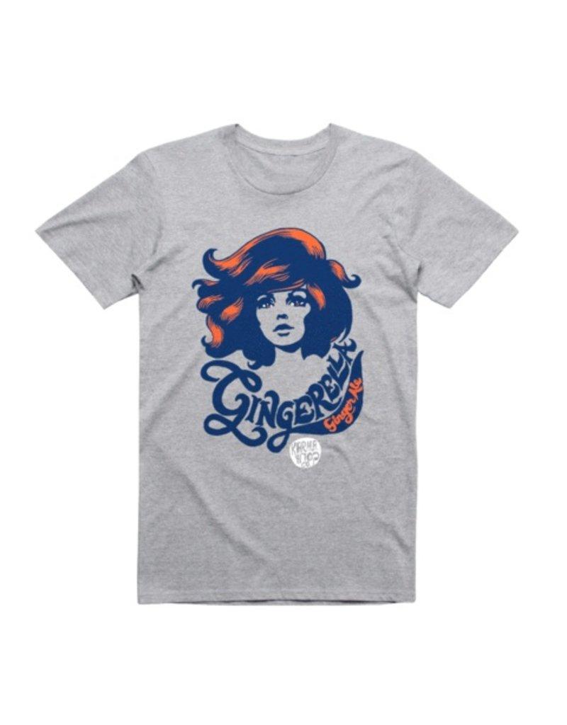 All Good Organics All Good Gingerella Classic Men's T-Shirt S Size