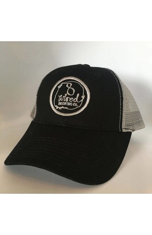 8Wired Brewing 8Wired Cap Black
