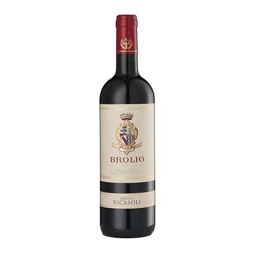 Barone Ricasoli Ricasoli, 'Brolio' 2015, Sangiovese, Chianti Classico DOCG, Tuscany, Italy (375ml)