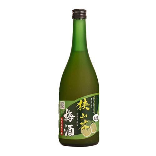 ASAHARA Asahara Green Tea Plum Wine 麻原酒造綠茶梅酒