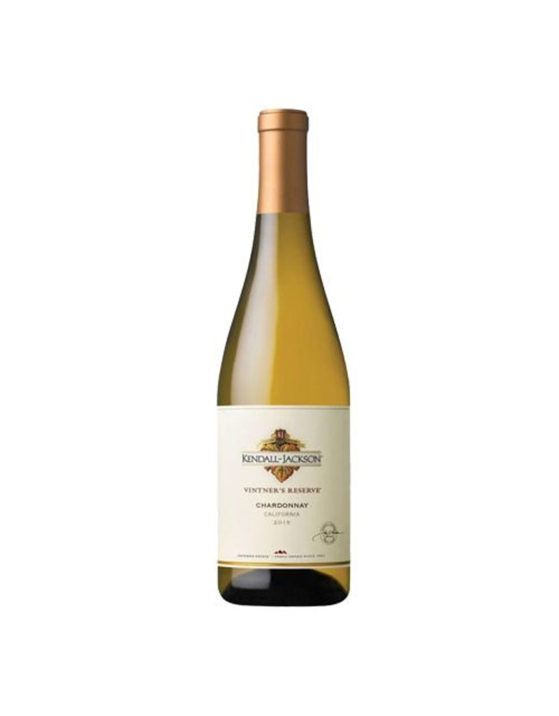 Kendall Jackson Kendall Jackson Vintner's Reserve Chardonnay 2018, California, U.S (750ml)