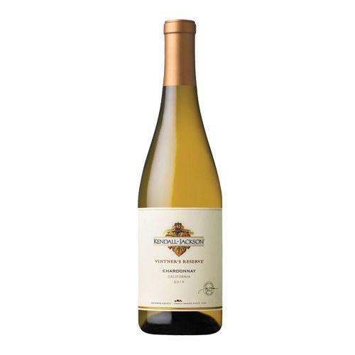 Kendall Jackson Kendall Jackson Vintner's Reserve Chardonnay 2016, California, U.S (750ml)