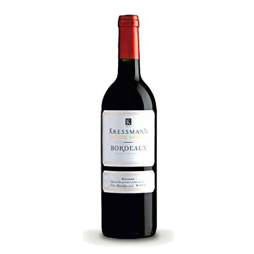 Kressmann Kressmann, Grande Reserve Bordeaux Rouge 2016, Bordeaux AOC, France (375ml)