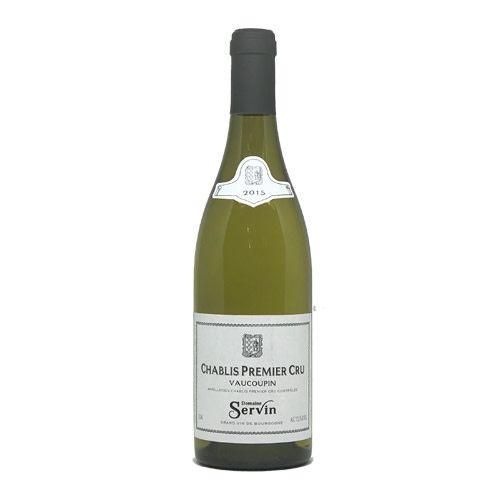 """Domaine Servin Domaine Servin  """"Vaucoupin"""" 2015, Chardonnay, Chablis Premier Cru, Burgundy, France*"""