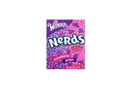 Wonka Wonka Nerds Grape & Strawberry 45g