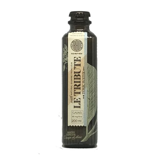 Le Tribute Le Tribute Tonic Water 200ml