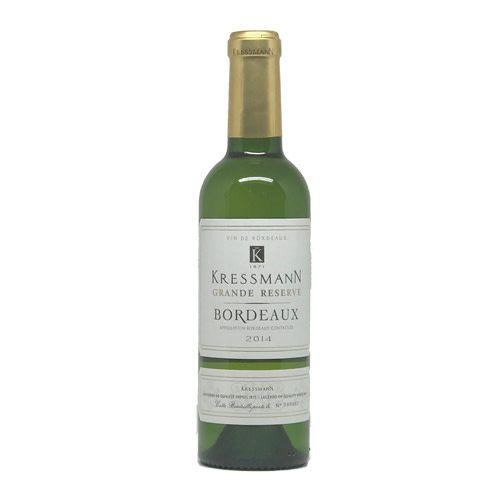 Kressmann Kressmann, Grande Reserve Bordeaux Blanc 2017, Bordeaux AOC, France (375ml)