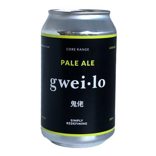 Gweilo Gweilo Pale Ale Can