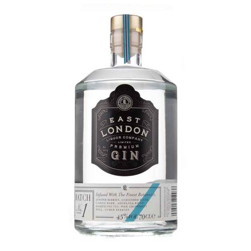 East London Liquor Co East London Liquor Co Premium Batch No. 1 Gin