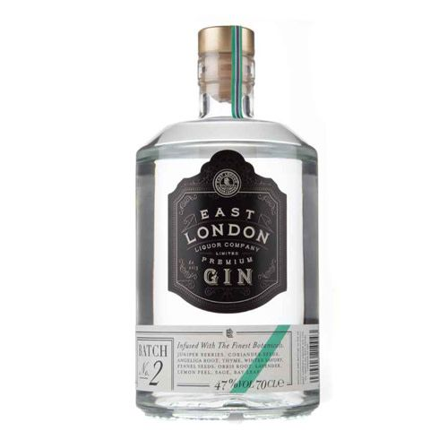 East London Liquor Co East London Liquor Co Premium Batch No. 2 Gin