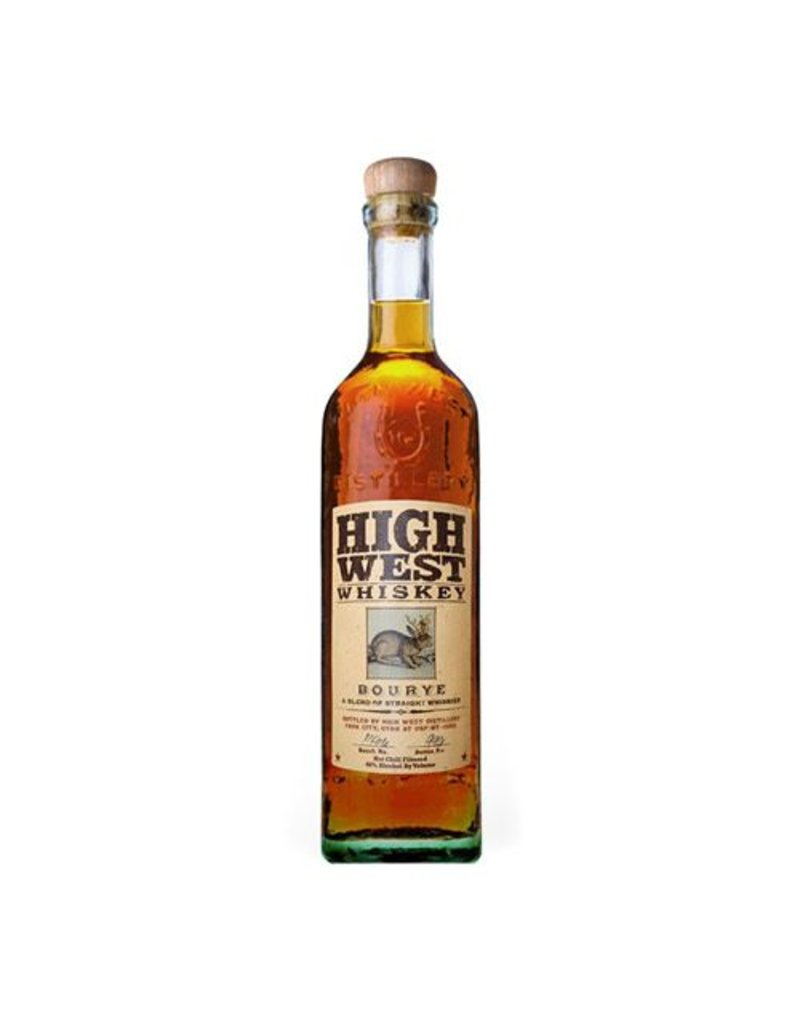 High West High West Bourye Whiskey