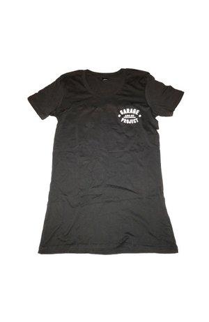 Garage Project Garage Project Logo Men's T-Shirt  Black M