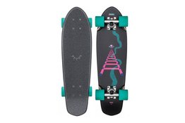 """Omnipollo Omnipollo x Globe Aurora 26"""" Blazer Cruiser Skateboard"""