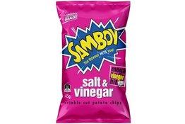 Samboy Samboy Salt & Vinegar 45g